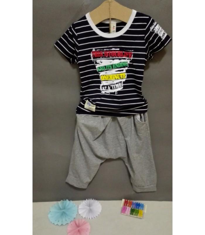 ❣❣❣ 男童條纹棉T ❣❣❣