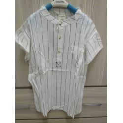 ❣❣❣ 男童白直條襯衫 ❣❣❣